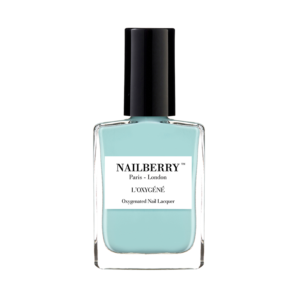 Nailberry - Baby Blue, 15 ml