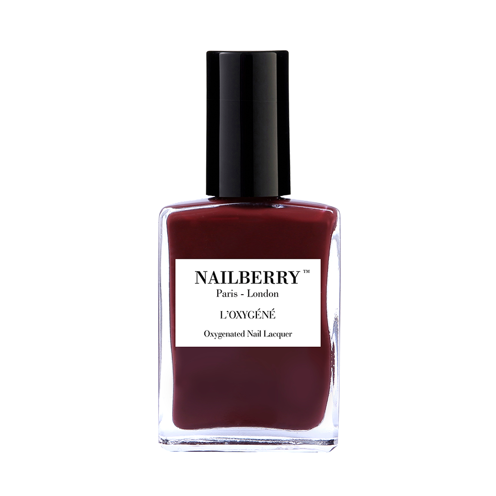 Nailberry - Dial M for Maroon, 15 ml