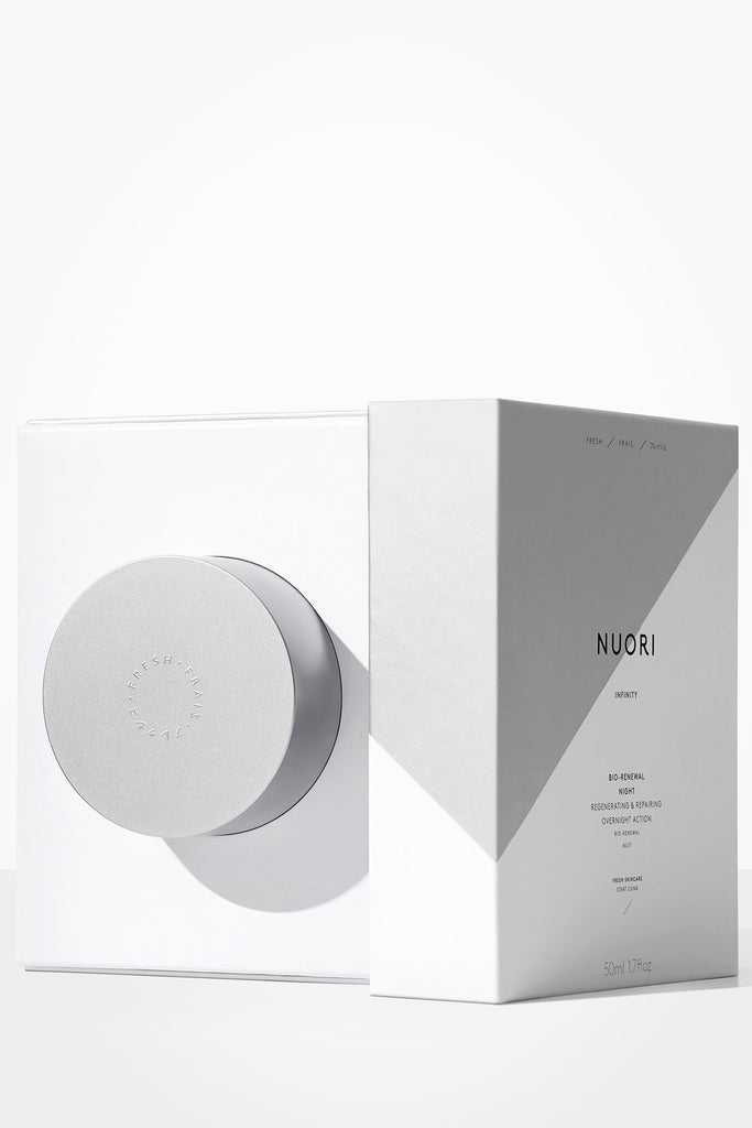 Nuori - Infinity Bio-Renewal Night Cream, Anti-age, 50 ml
