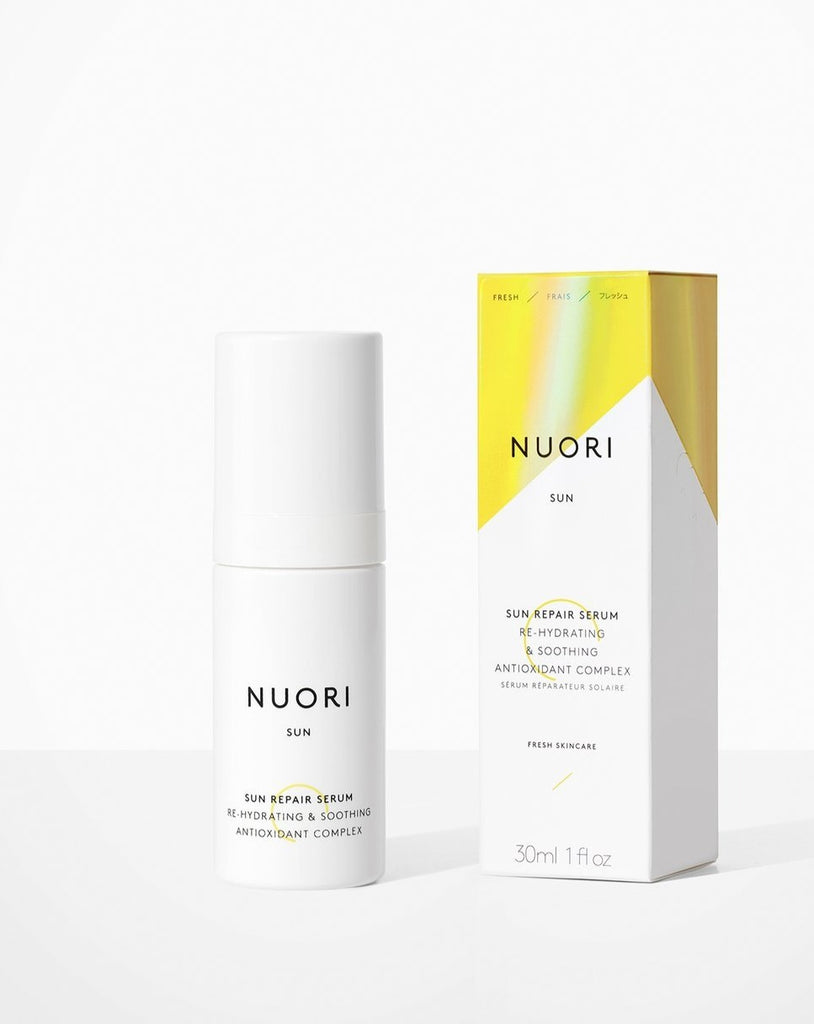 Nuori - Sun Repair Serum, Rehydrerende & Beroligende, 30 ML
