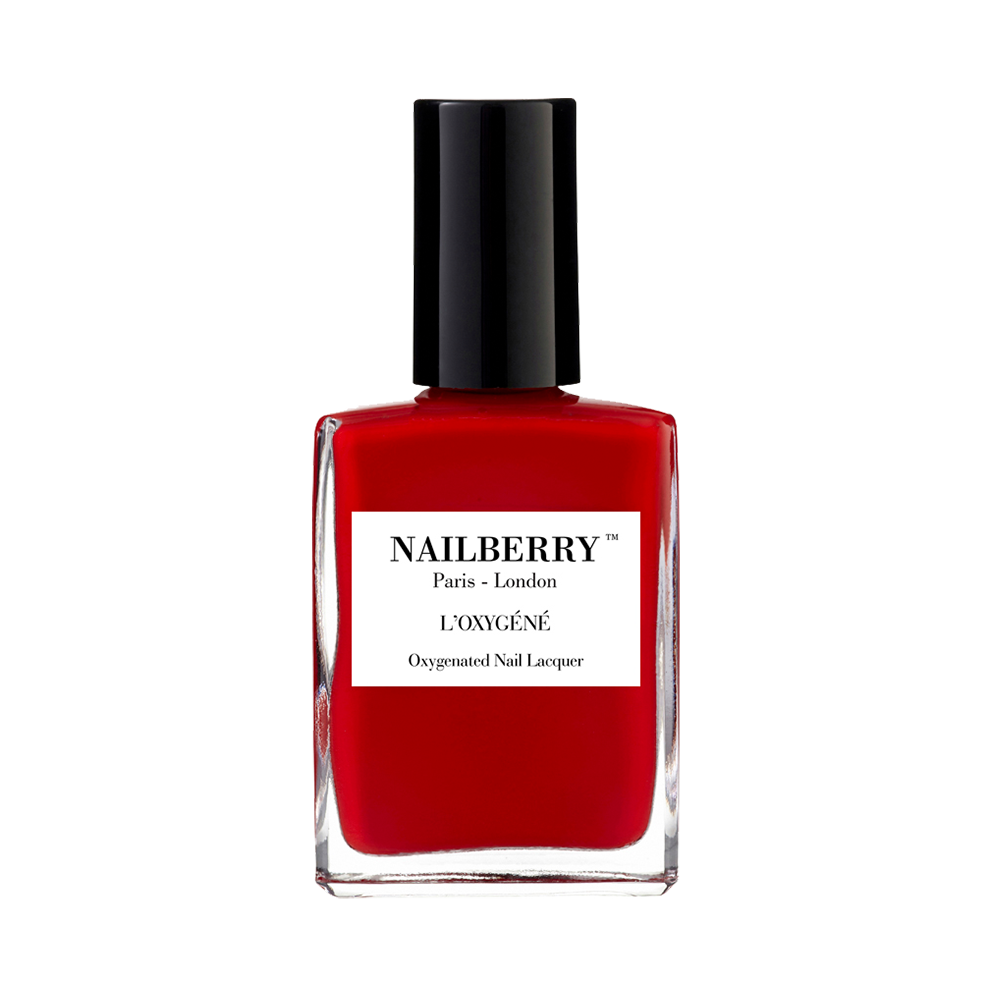 Nailberry - Rouge, 15 ml