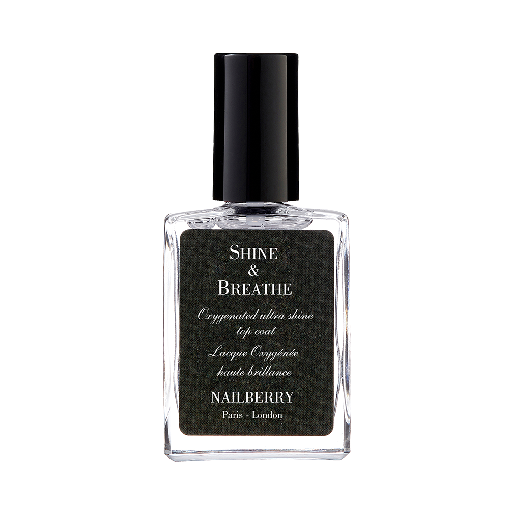 Nailberry - Shine & Breathe, 15 ml