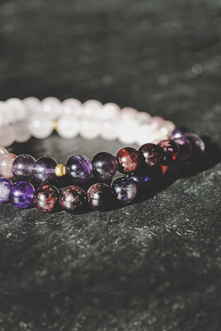 AURA by Holistic House - Calm My Mind Armbånd