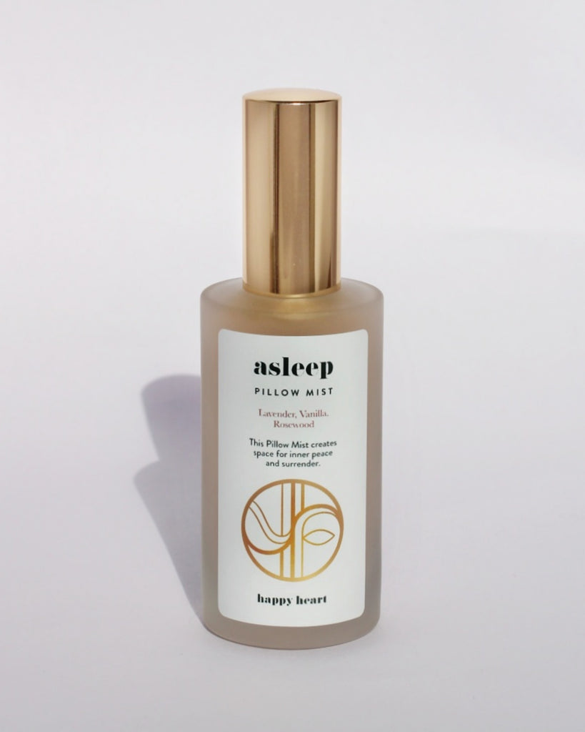 Happy Heart - Pillow Mist, Asleep, 50 ml