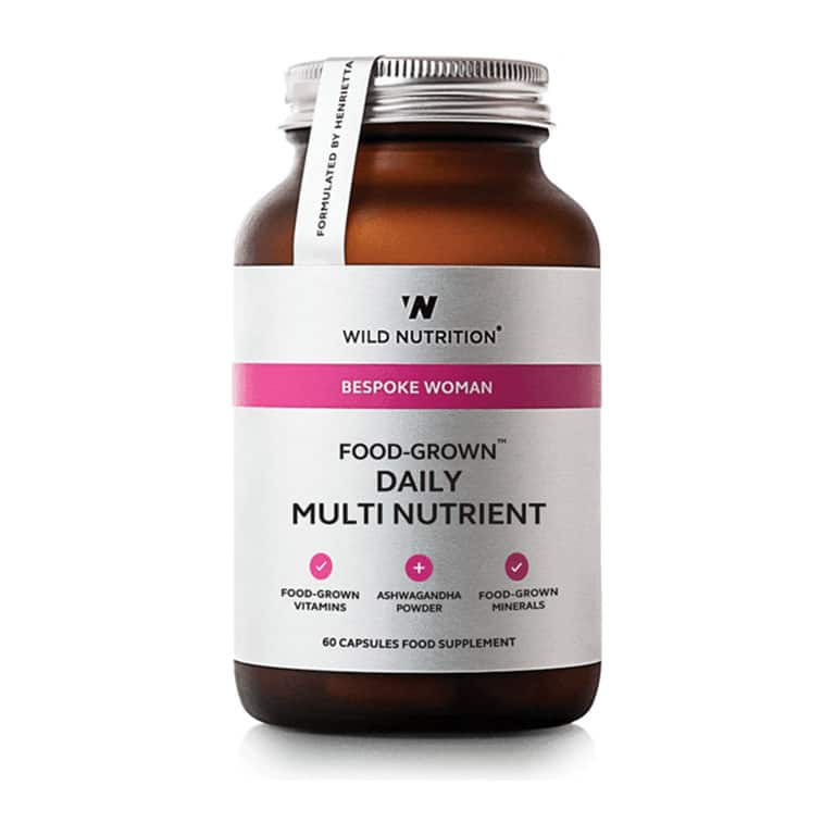 Wild Nutrition, Food Grown, Bespoke Woman Multivitamin