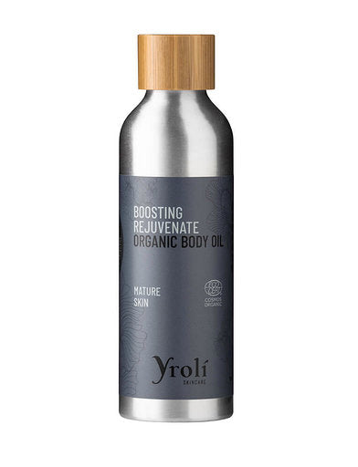 Yrolí Boosting Rejuvenate - Organic Body Oil, Anti Age, 180 ml