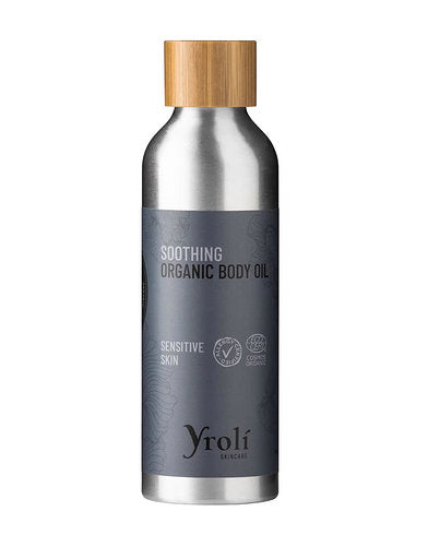 Yrolí Soothing – Organic Body Oil, 180 ml