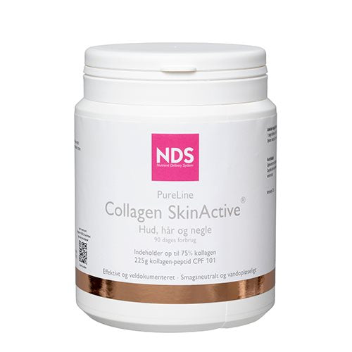 NDS, Collagen Skin Active - Kollagenpulver, 225 g