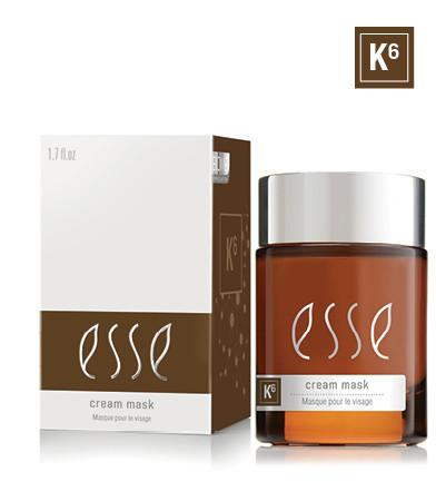esse organic cream mask, 50 ml