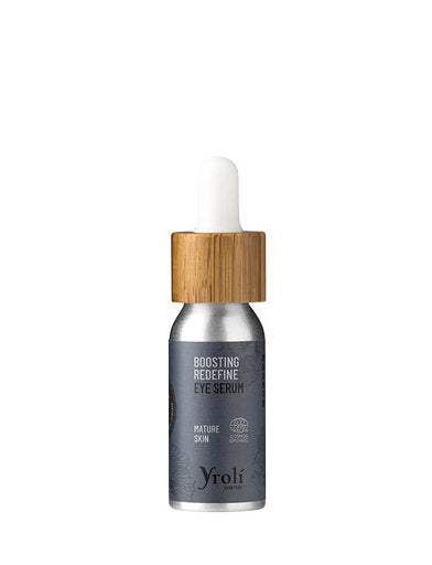 Yrolí Boosting Redefine – Organic Eye Serum, Anti Age, 15 ml