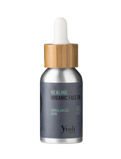 Yrolí Healing – Organic Face Oil, 50 ml