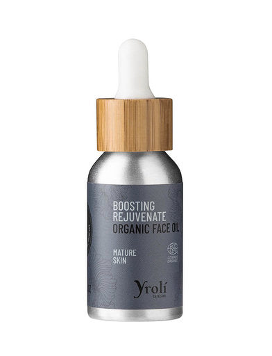 Yrolí Boosting Rejuvenate - Organic Face Oil, Anti Age, 50 ml