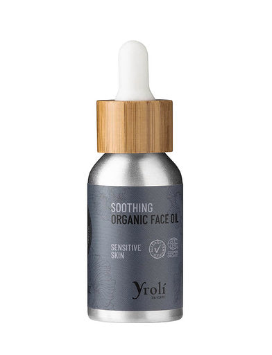 Yrolí Soothing – Organic Face Oil, 50 ml