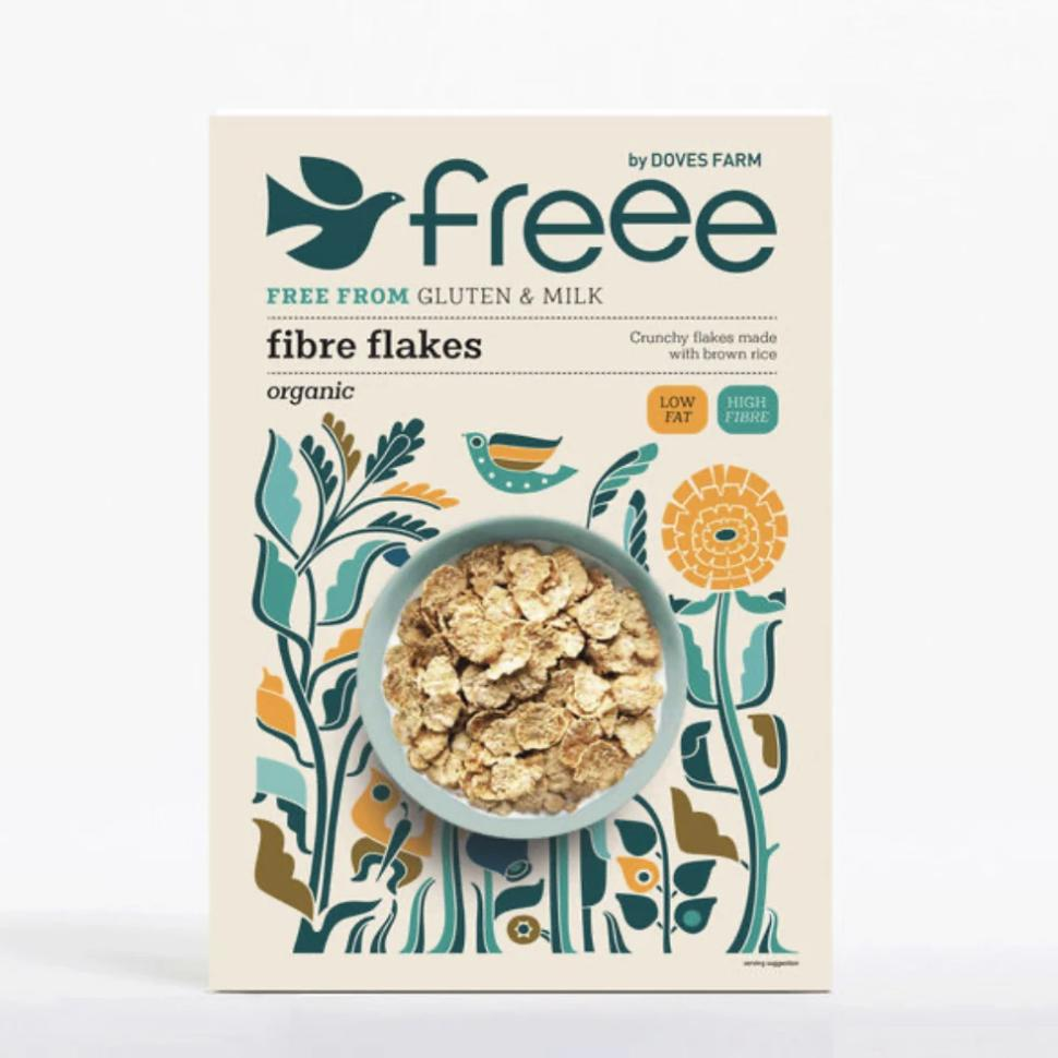 Doves Farm - Fibre Flakes - 375g