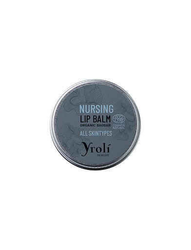Yrolí Nursing – Organic Lip Balm, 15 ml