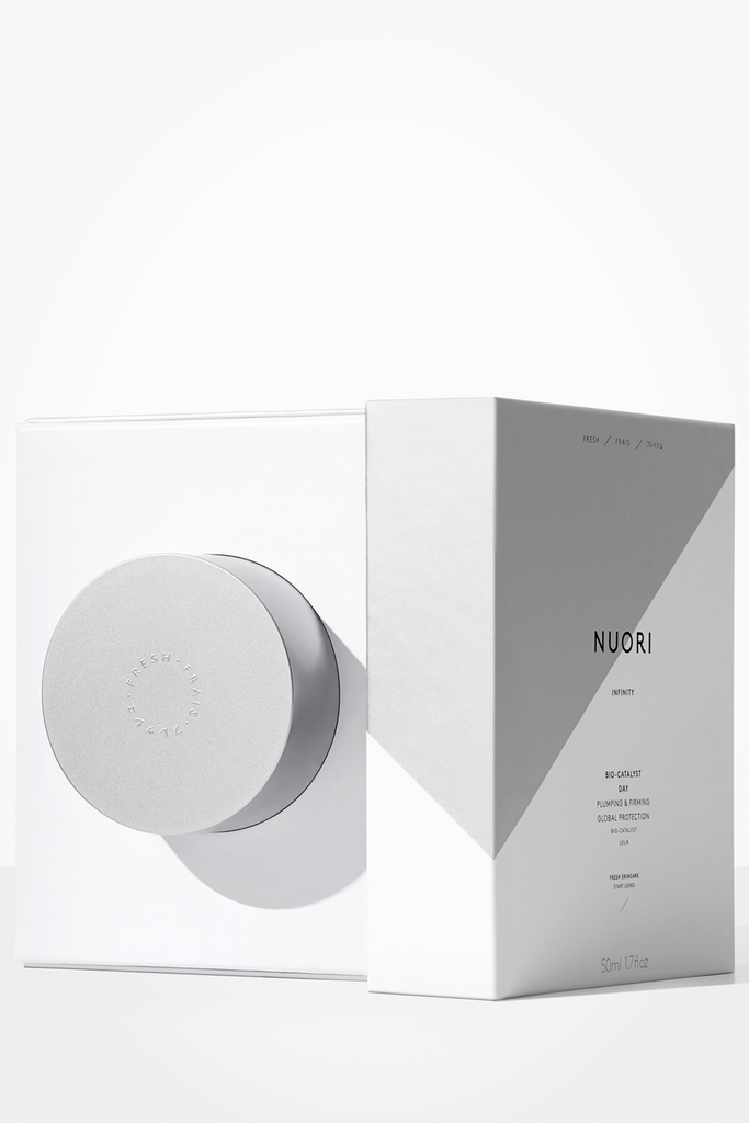 Nuori - Infinity Bio-Catalyst Day Cream, Anti-age, 50 ml