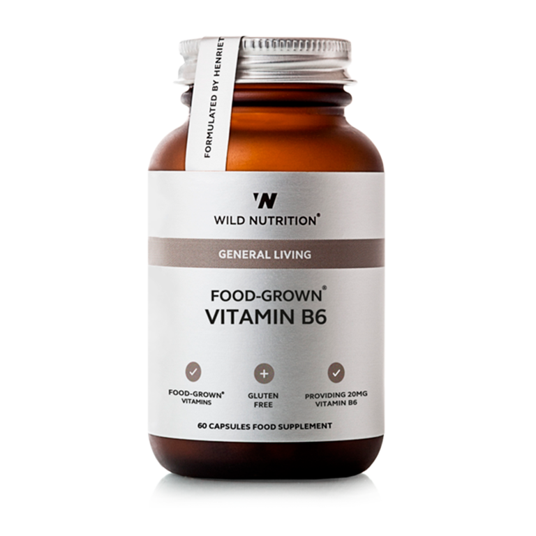 Wild Nutrition, Food Grown, Vitamin B6