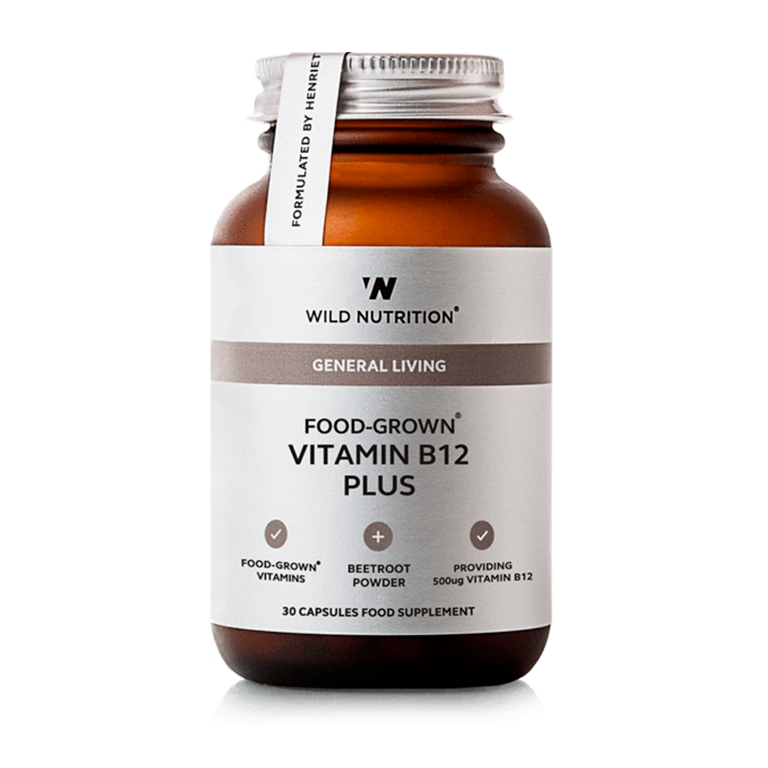 Wild Nutrition, Food Grown, B12 Plus