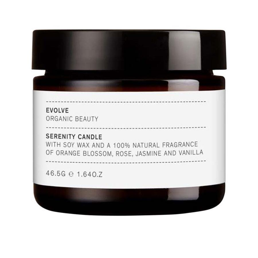 evolve Serenity Candle, soyalys