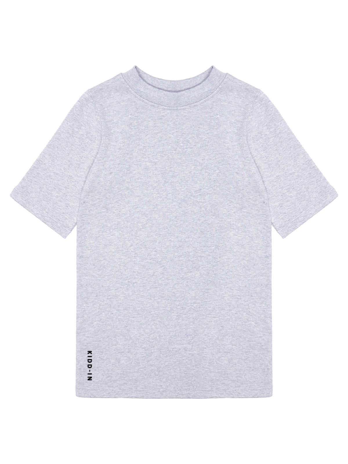 Longline Sweater-T Grey - KIDD-IN