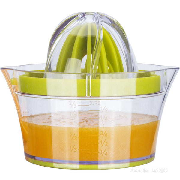 Multifunctional Manual Orange juicer lemon pomegranate juice squeezer pressure Fruit juicer Press Household