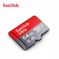 SanDisk Ultra 128GB 64GB 16GB 200GB Memory Cards in micro SD Card 32GB Class 10 80MB/S UHS-I microSDXC SDHC 100% Original