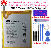 HuaWei Original Battery For Huawei Honor 7 9 P9 P10 P8 Lite For Mate 8 9 10 20 Pro P20 Pro Nova 2 Plus honor 8 5C 7C 7A battery