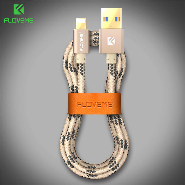 FLOVEME USB Type C Cable 5V/2.1A Charging Data Cable Type-C USB Micro Charger Cables For iPhone Samsung Xiaomi Huawei USB-C Cabo