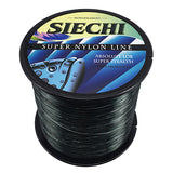 Nylon Fishing Line 1000m Extreme Strong Monofilament Japanese Durable Monofilament Rock Sea Fishing Line 4LB-28LB SIECHI Brand