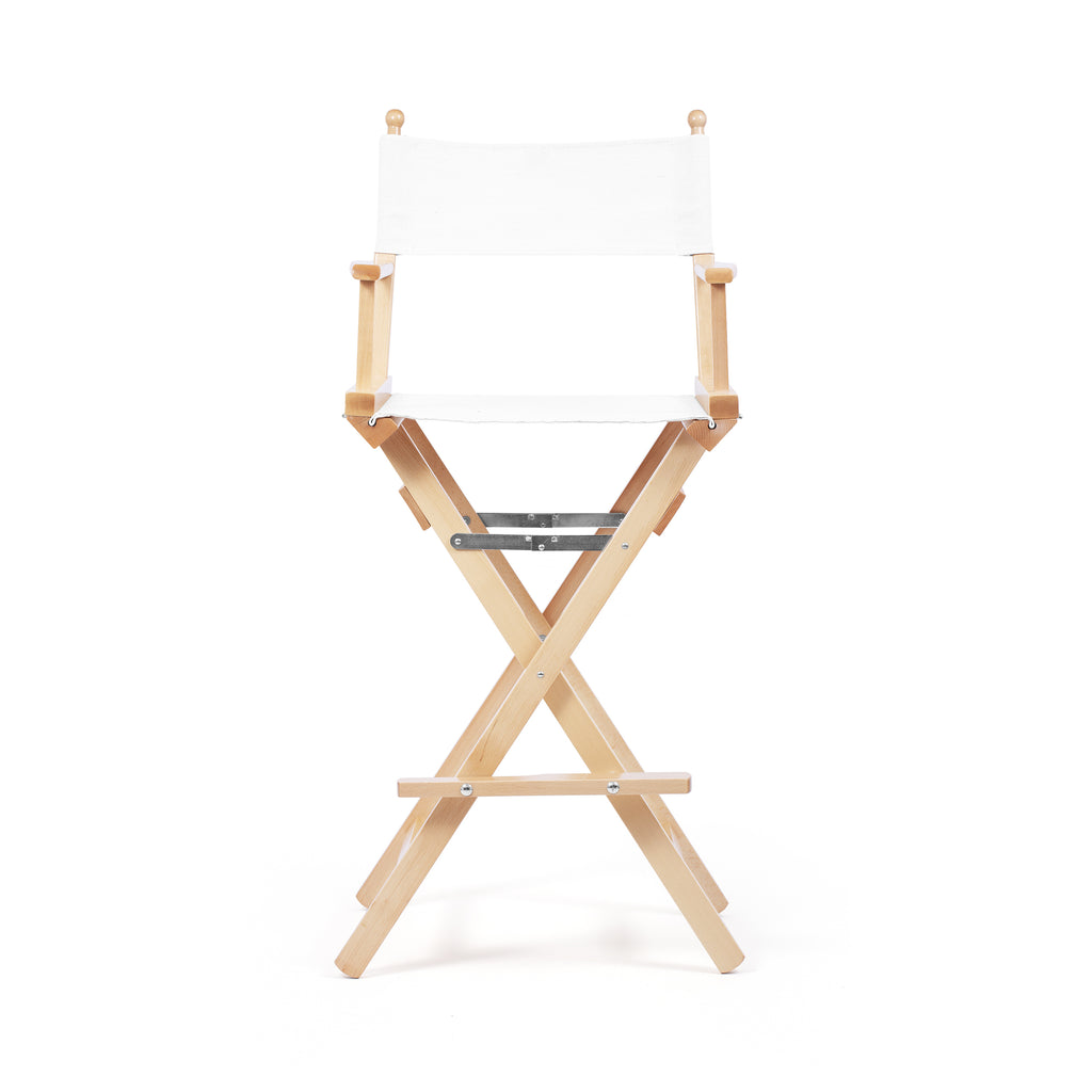 Director's Chair Make-Up Pure White