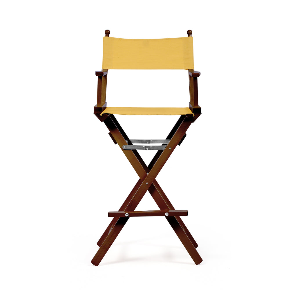 Director's Chair Make-Up Mustard Yellow