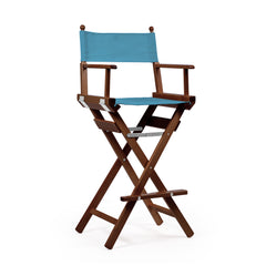 Director's Chair Make-Up Teal Blue