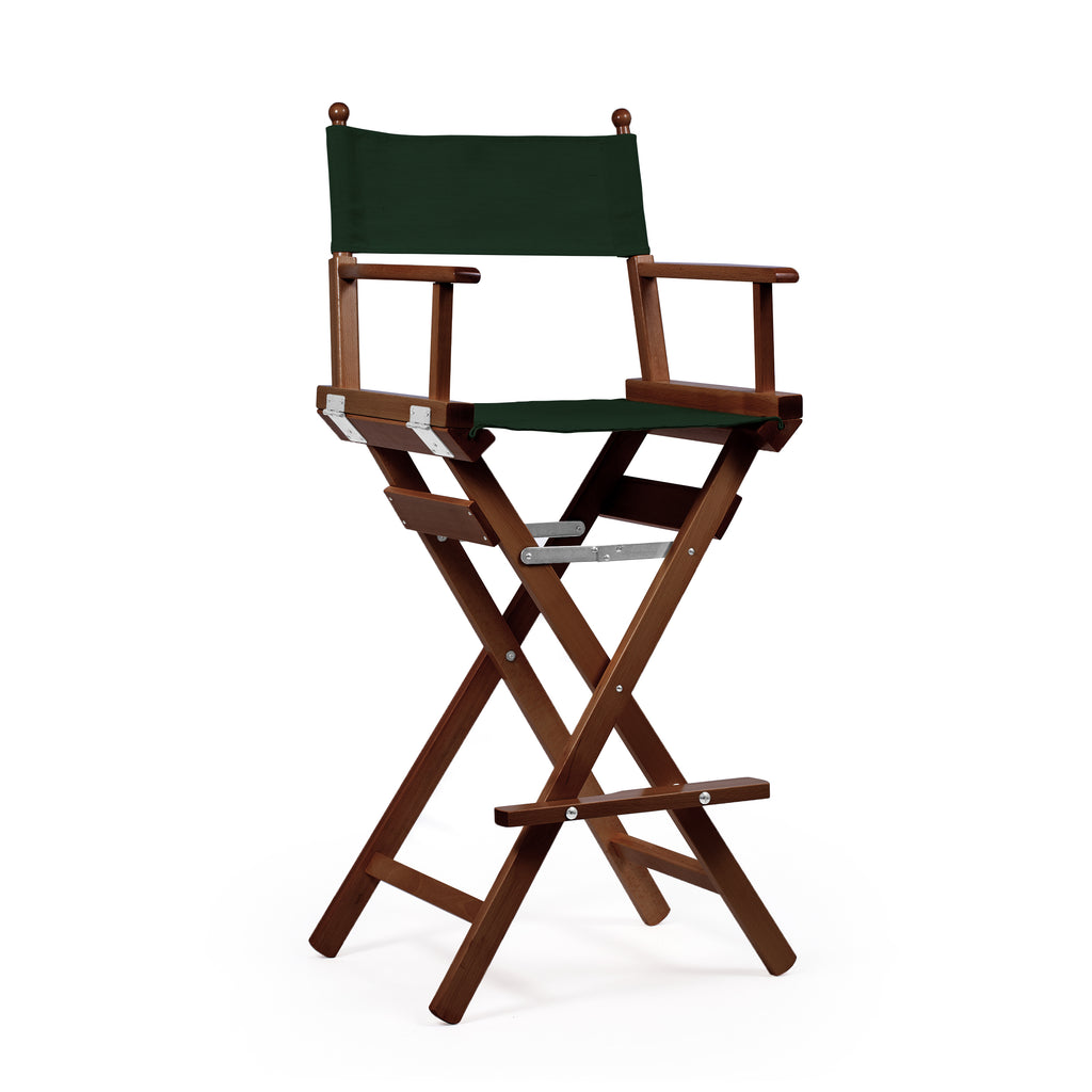 Director's Chair Make-Up Forest Green