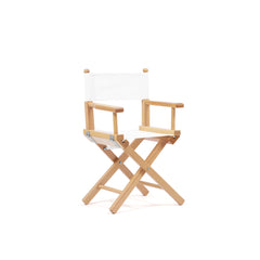 Petit Director's Chair Pure White