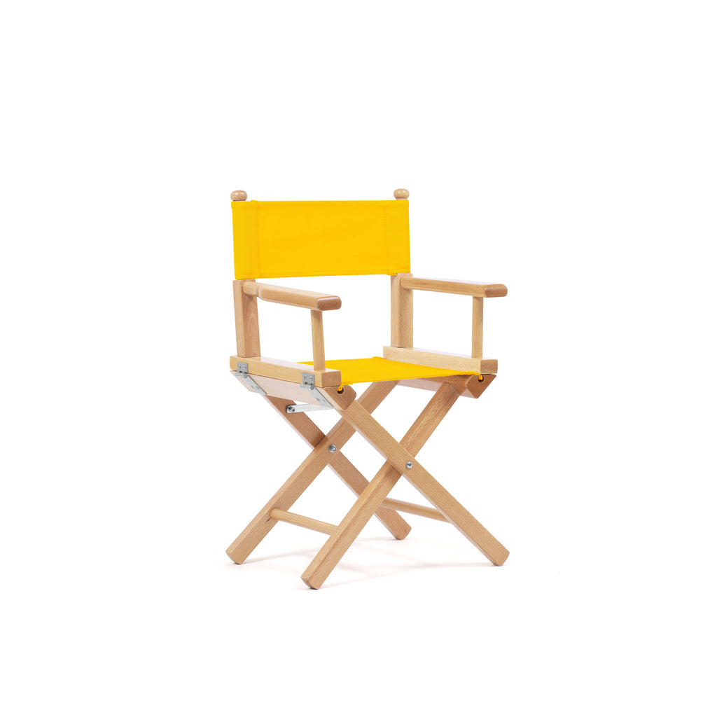 Petit Director's Chair Primary Yellow