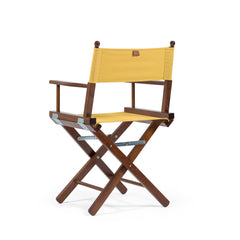 Director's Chair Mustard Yellow