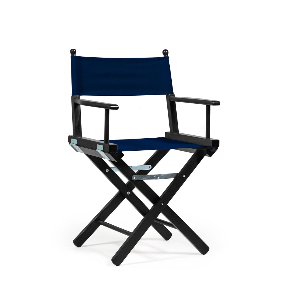 Director's Chair Midnight Blue