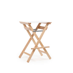 High Stool Pure White