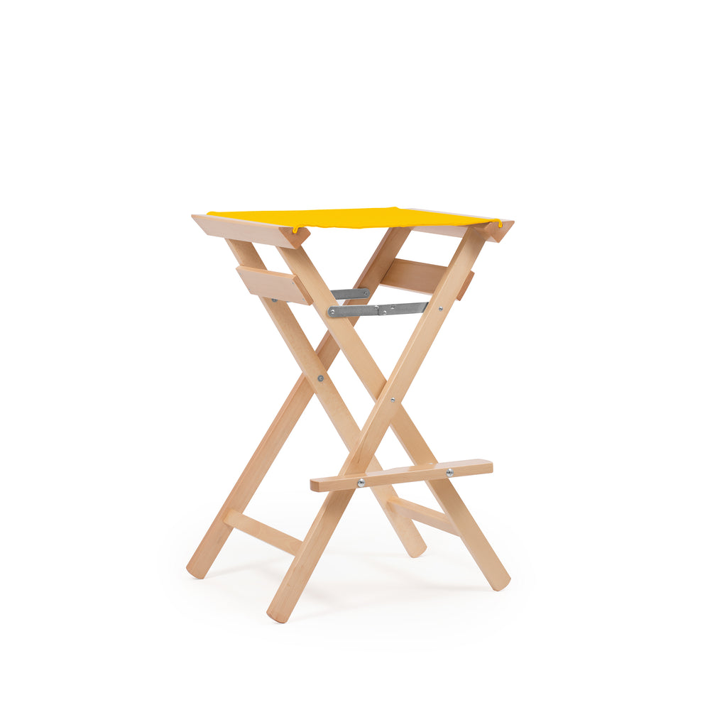 High Stool Primary Yellow