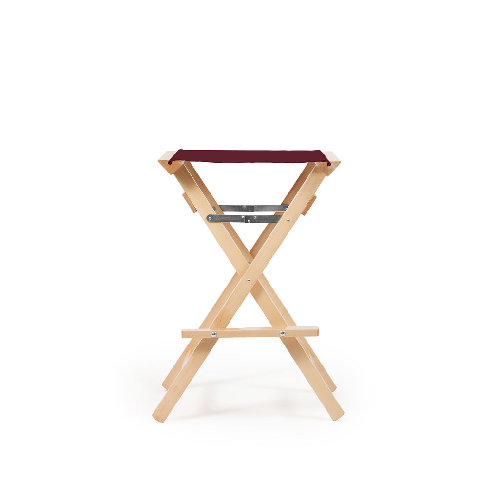 High Stool Bordeaux