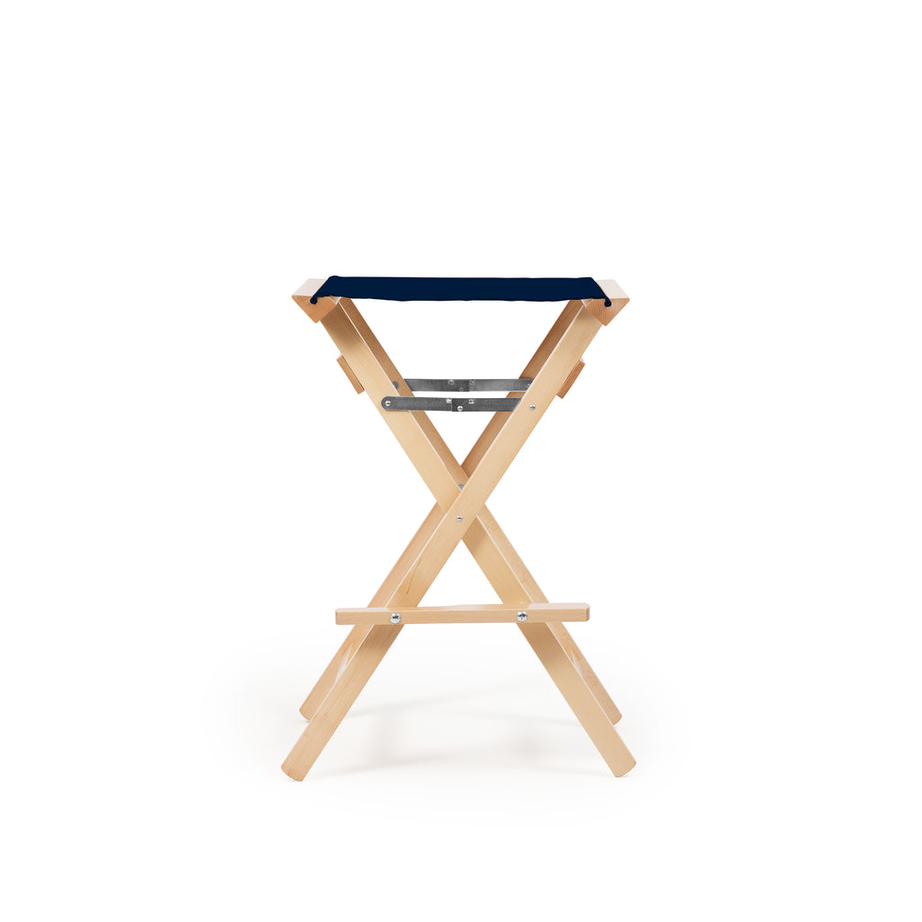 High Stool Midnight Blue