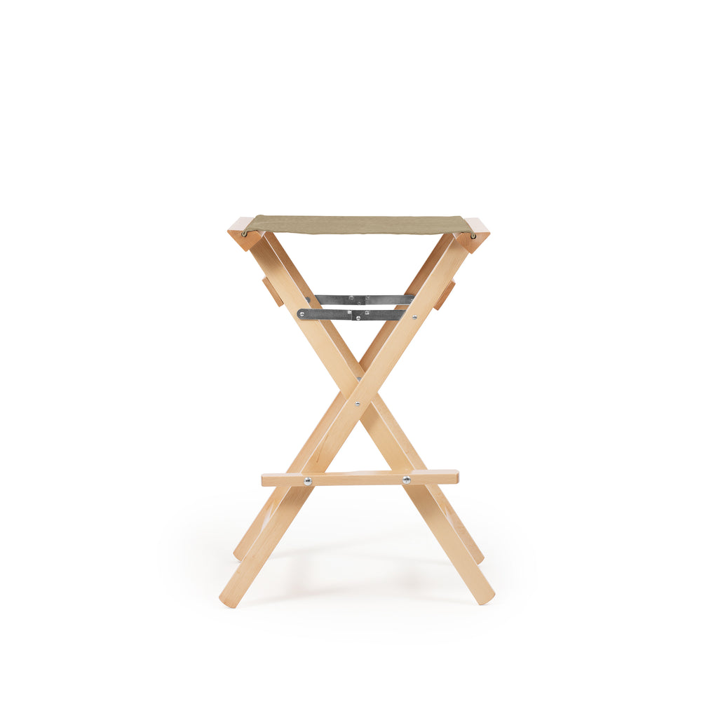 High Stool Camouflage Green