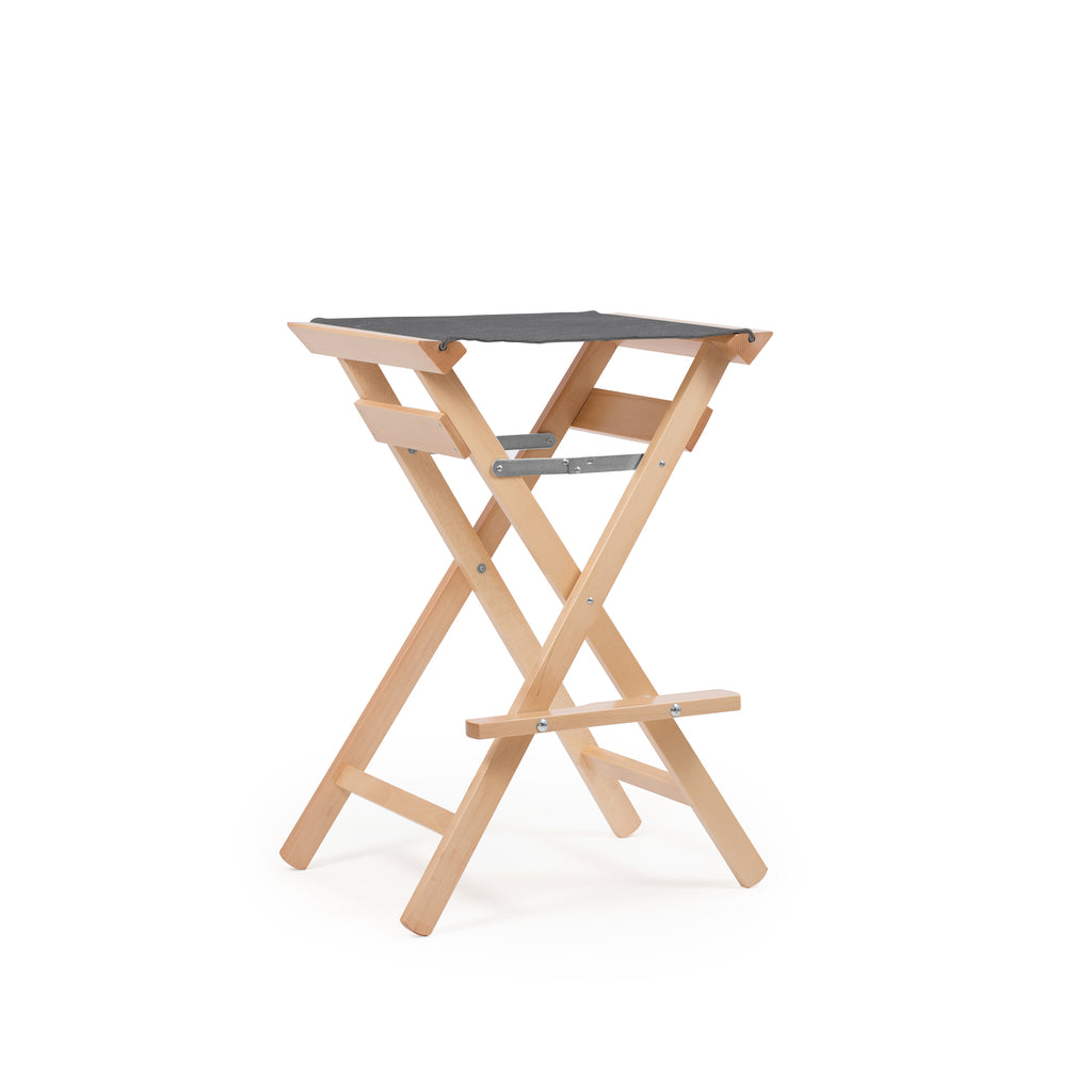 High Stool Smoke Grey