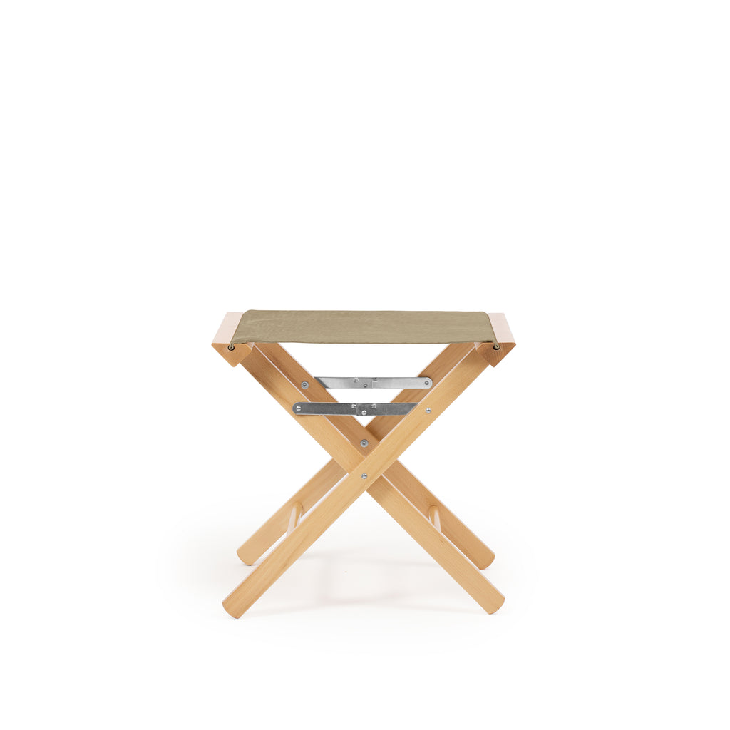 Low Stool Camouflage Green