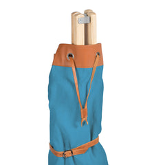 Tripolina Bag Teal Blue