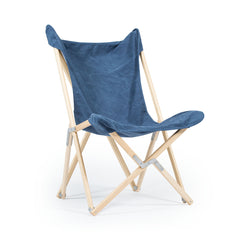 Telami Tripolina is a made in Italy design chair. Telami Tripolina is the original chair. Tripolina Blue Jeans is the design legend folding chair and patio chair for outdoor furniture