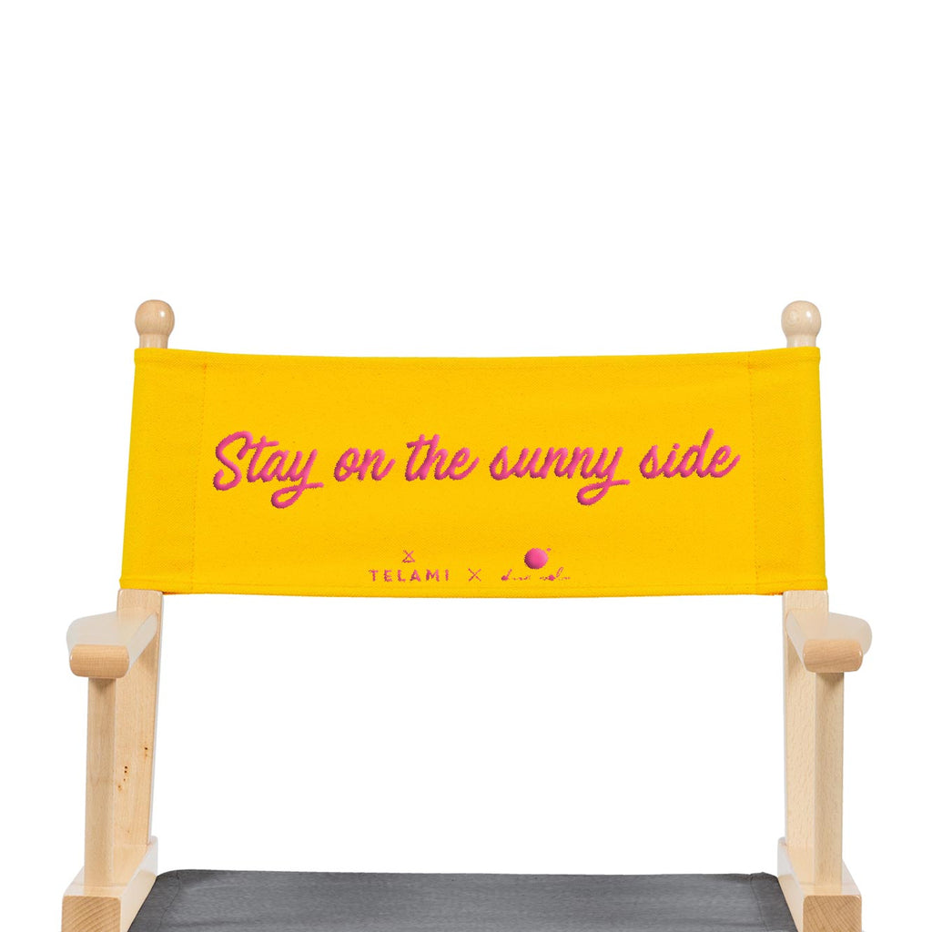 Director's Chair Sunny Side