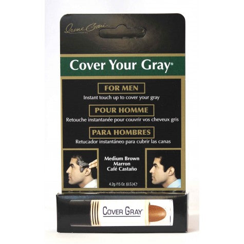 Cover your Gray Stick Mens .15oz