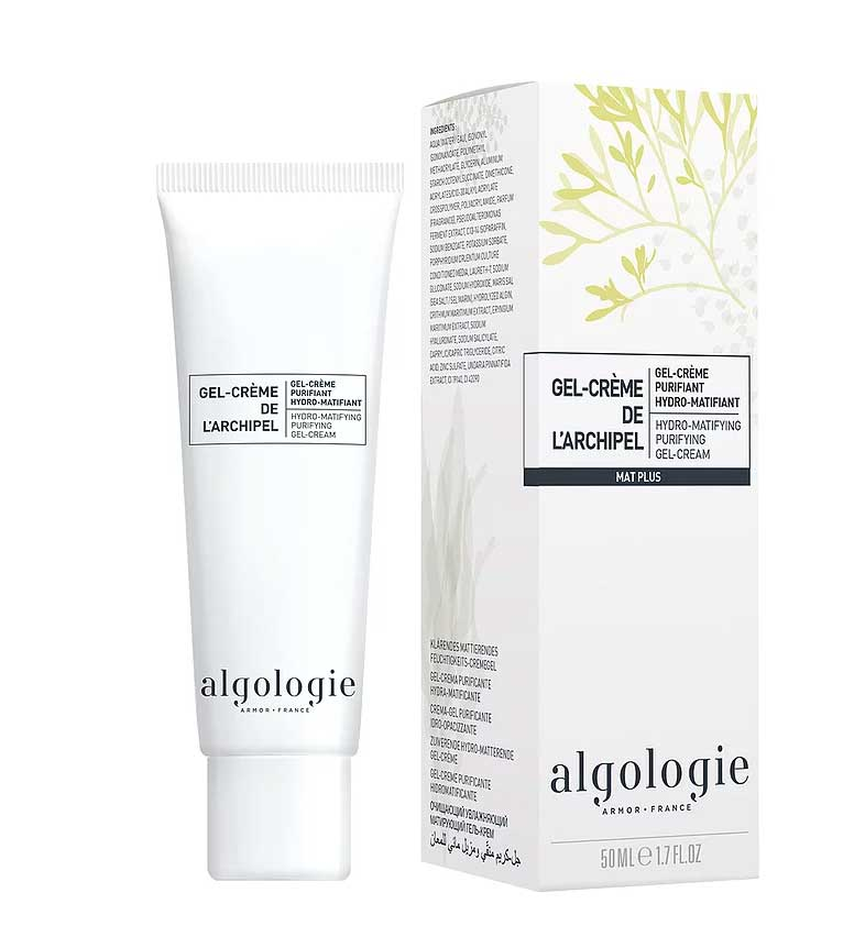 Algologie Hydro-Matifying Purifying Gel-Cream 50ml