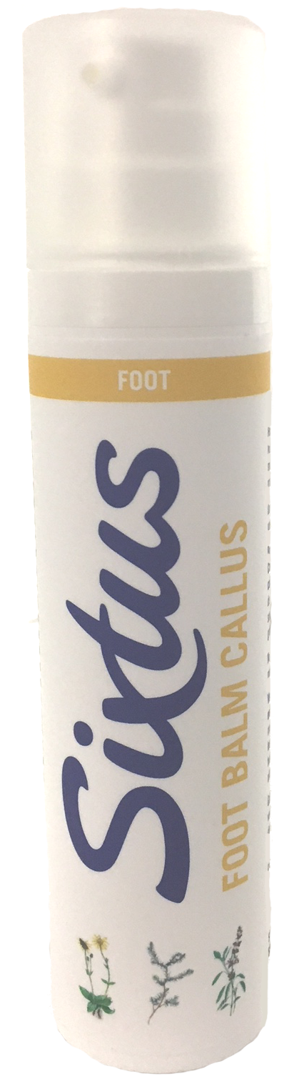 Sixtus Callus Extra Strong Foot Balm 100ml